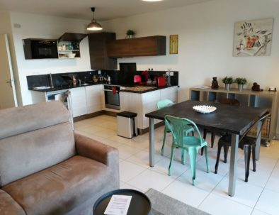 Le logement est à la fois fonctionnel et confortable, pour des vacances agréables en toutes saisons.